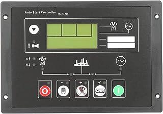 Panel de control de arranque automático del generador LED de identificación gráfica de estado, controlador de generador de pantalla en tiempo real, para generador de océano profundo