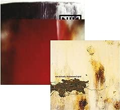 Downward Spiral - Fragile - Nine Inch Nails - 2 CDs Album Bundling
