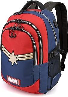 Capitana Marvel Powerful-Mochila Running HS