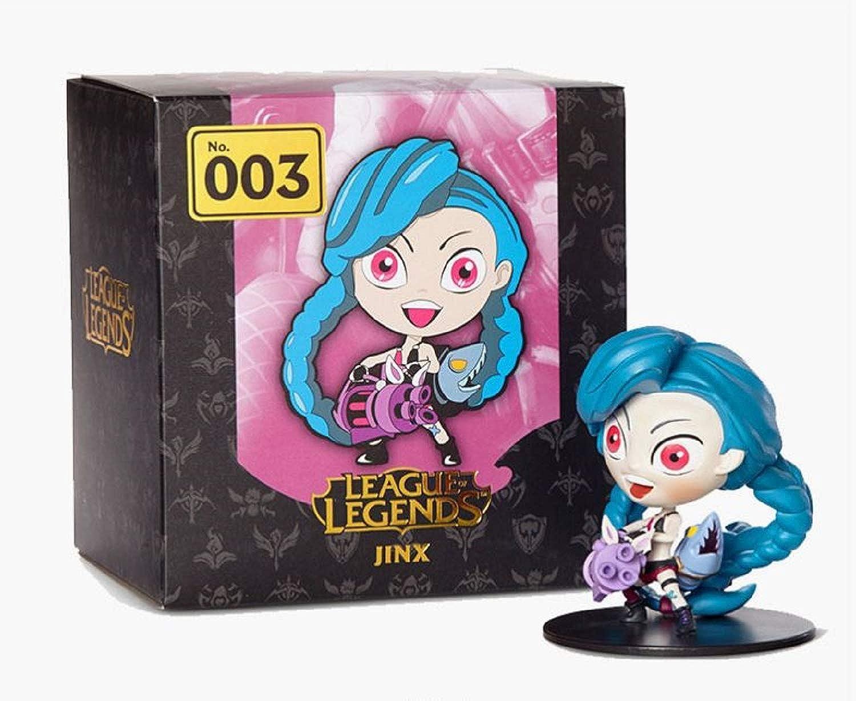 Riot - League of Legends - 003 Jink Officiel