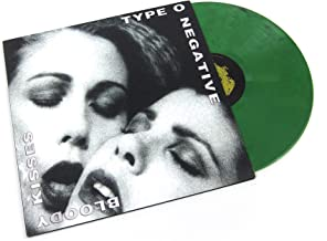 Type O Negative: Bloody Kisses (Neon Green & Black Swirl Colored Vinyl) Vinyl 2LP