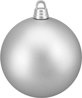 Vickerman Shiny//Matte Balls 1.5-Inch by 2-Inch Gold N112208A Includes 50 Per Box