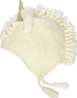 Ivory Unicorn Hat (Infant)