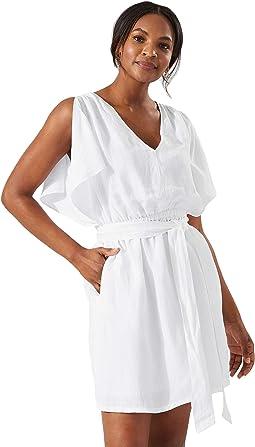 St. Lucia Split Shoulder Dress Cover-Up