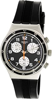 Swatch Casual Watch For Unisex Analog Silicone - YCS598