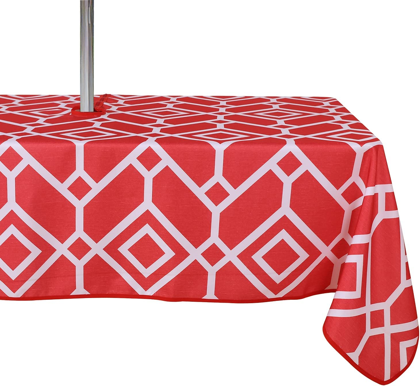 price Popularity LUSHVIDA Moroccan Outdoor and Indoor Washable Water Tablecloth -