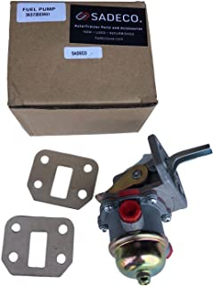 3637300M91 Fuel Lift Pump for Massey Ferguson 175 178 180 261 265 1844 25 50E 60