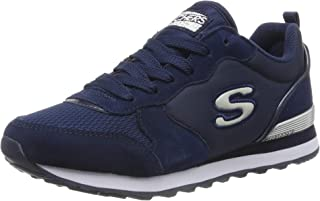 Skechers Retros-OG 85-goldn Gurl, Baskets Femme