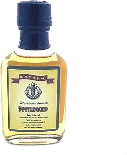 Bootlegged Bay Rum Aftershave Splash with Hemp Oil, Aloe, Witch Hazel, Menthol