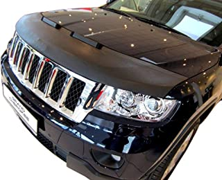 HOOD BRA Front End Nose Mask for Jeep Grand Cherokee since 2010 Bonnet Bra STONEGUARD PROTECTOR TUNING