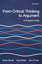 From Critical Thinking to Argument 5E & LaunchPad Solo for Readers and Writers (Six-Month Access)