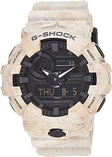 ساعة جي-شوك رقمية بتصميم انالوج من كاسيو، GA-700WM-5A