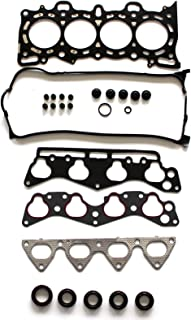 ECCPP Replacement for Cylinder Head Gasket Set for 1996-2000 Honda Civic Del Sol CX DX LX VP 1.6L Engine Gaskets