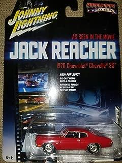 Johnny Lightning Jack Reacher 1:64 1970 Chevrolet Chevelle SS Official