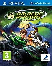 PS VITA BEN 10 Galactic Racing