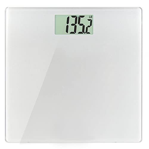 Health o Meter HDM171DQ 60 Glass Weight Tracking Scale, 4.15 Pound