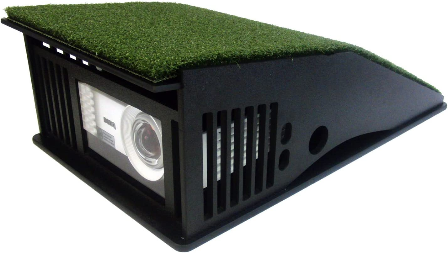 All Sport Systems TerraShield Projector Enclosure For Floors