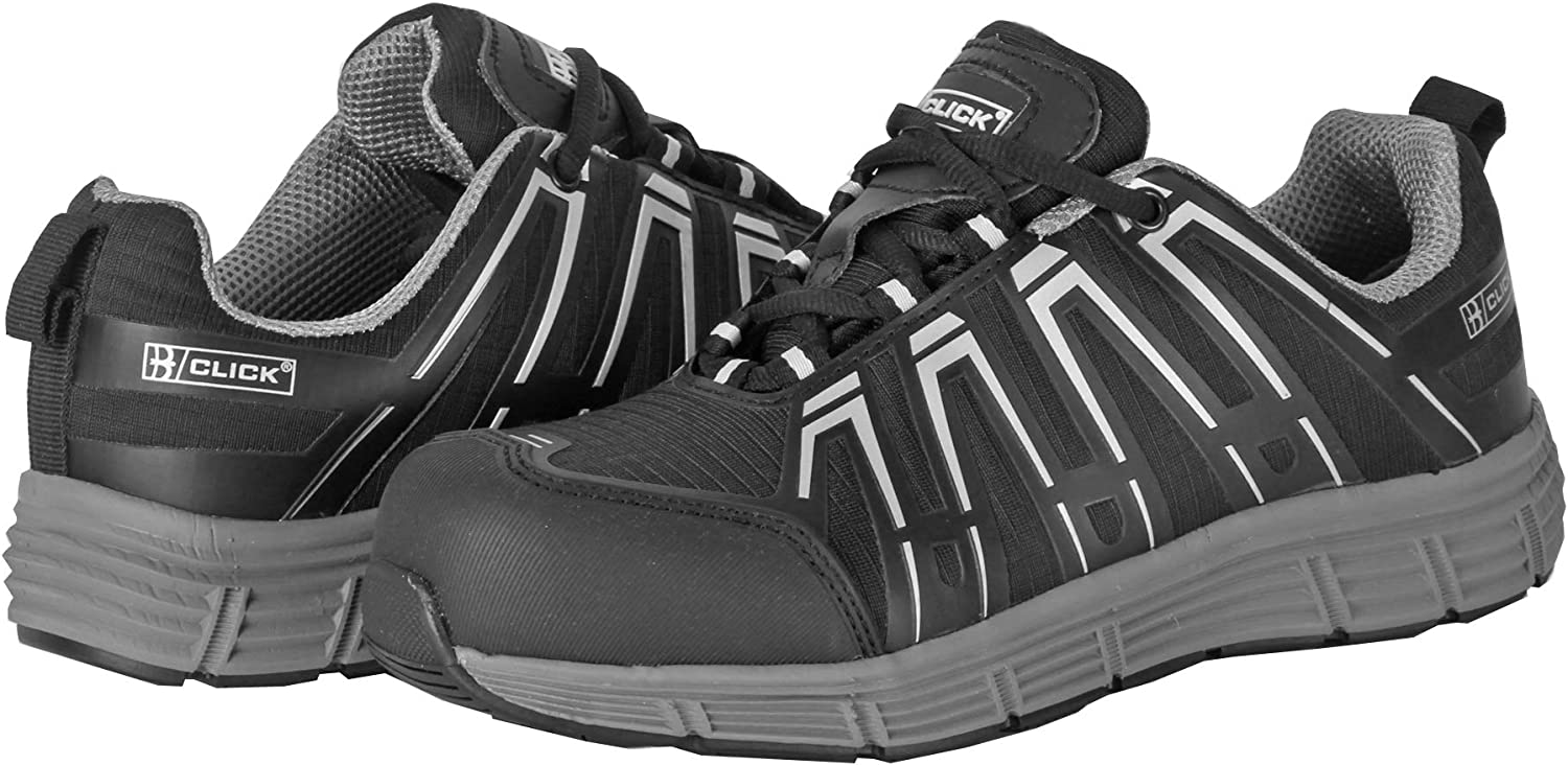 Trainer S3 NON METALLIC BLK GY 07 (41)