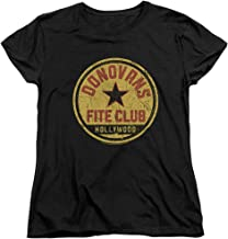 Ray Donovan Crime Drama TV Series Donovans Fite Club Logo Women's T-Shirt