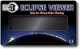 Rainbow Symphony Solar Eclipse Viewer for Direct Solar Viewing, Package of 100