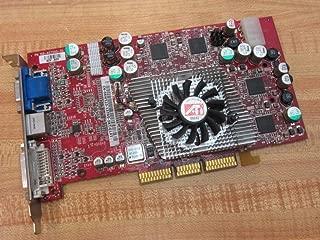 256MB ATI OEM Radeon 9800 Pro 9800Pro DVI VGA 2D 3D TV-out AGP
