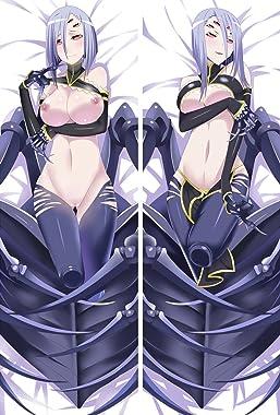Monster Musume No Iru Nichijou Rachnera Arachnera RachneeAnime Body Pillowcase Japanese Natural Velvet 150 x 50cm(59in x 19.