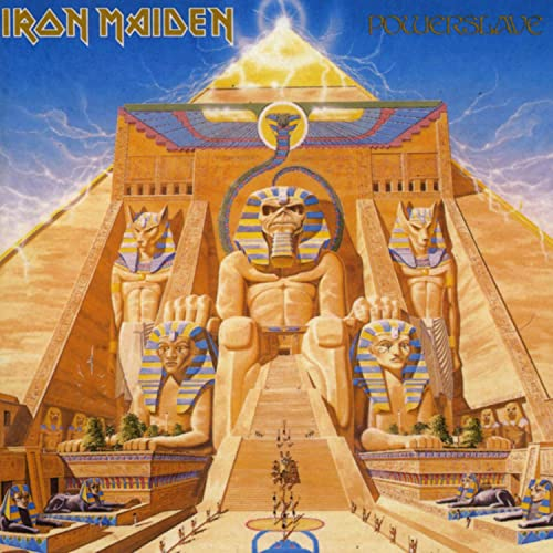 Powerslave (2015 - Remaster)