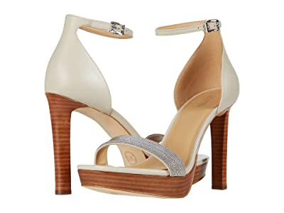 MICHAEL Michael Kors Margot Platform (Light Sand) Women
