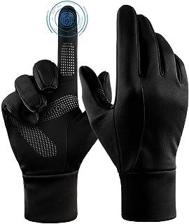 دستکش های حرارتی FanVince زمستانی صفحه لمسی ضد آب ضد آب دستکش گرم ضد باد برای دوچرخه سواری رانندگی تلفن پیامک در فضای باز پیاده روی بهترین هدایا برای مردان و زنان