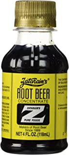 Zatarain's Root Beer Concentrate, 4 Ounce Plastic Bottle