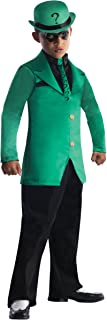Rubies DC Super Villains Child Riddler Costume, Large