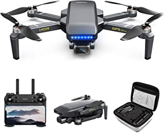 Tomzon D40 Drone with 4K Camera for Adults, GPS FPV EIS Quadcopter for Beginners with 27Mins...