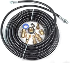 Pressure Parts 8102.1672.00 Sewer Line and Drain Jetter Kit, 1/4