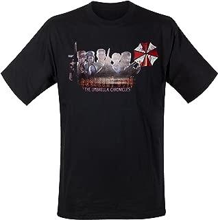 Camiseta Resident Evil Motivo: The Umbrella Chronicles