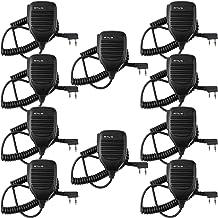 Retevis 2 Pin Speaker Mic Walkie Talkies Micpnone for Arcshell AR-5 AR-6 Baofeng UV-5R BF-888S Retevis H-777 RT21 RT22 RT2...