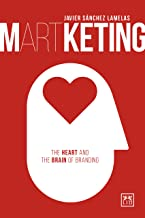 MARTKeting: The heart and the brain of branding (English Edition)