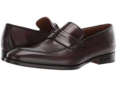 Bruno Magli Fanetta (Dark Brown) Men