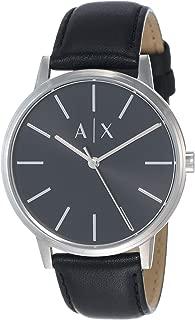 Armani Exchange Men's AX2703 Analog Quartz Black Watch