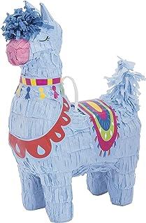 Unique Party 73239 Llama Party Mini Pinata | 1 Pc, Nylon/A