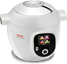 TEFAL CY8511 Cook4Me+ White Electric Pressure Cooker, White