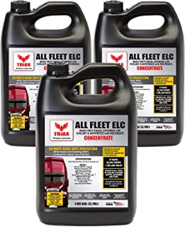 Triax All Fleet HD ELC - COOLANT/Antifreeze - Diesel Extreme HD 1 Million Mile| 8 Year | 20,000 HRS | CAT EC-1 | Concentra...