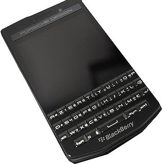 BlackBerry Porsche Design P'9983 Azerty Keypad 64Gb Factory Unlocked 4G Smartphone International Version Graphite
