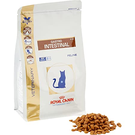 Royal Canin, Gastro Intestinal para Gatos - 400 g