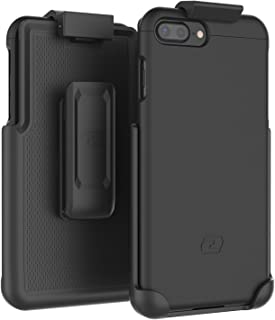 Encased iPhone 7 Plus Belt Case - (SlimShield Series) Secure-fit Holster Clip & Tough Cover Combo for iPhone 7 Plus 5.5