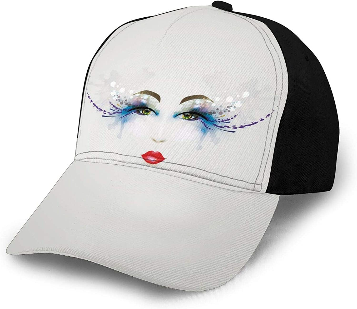 We OFFer at cheap prices Custom Baseball Hat Unisex Personalize Dad Max 40% OFF Cap Bill Gifts Curved