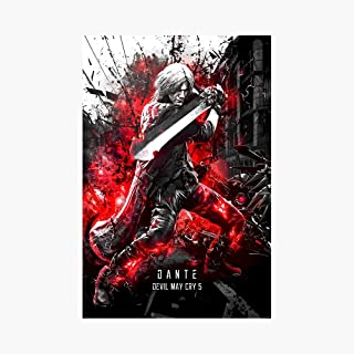 Brewsterty Devil May Cry 5 Dante (24