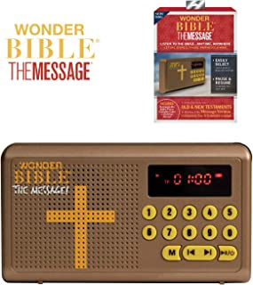 Best wonder bible commercial Reviews