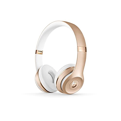 2b6830e2741 Beats by Dr. Dre - Beats Solo3 Wireless Headphones - Gold