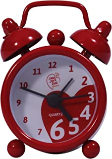 Doll Alarm Clock - Dollhouse Accessories - Fits 18 Inch Dolls (Red)