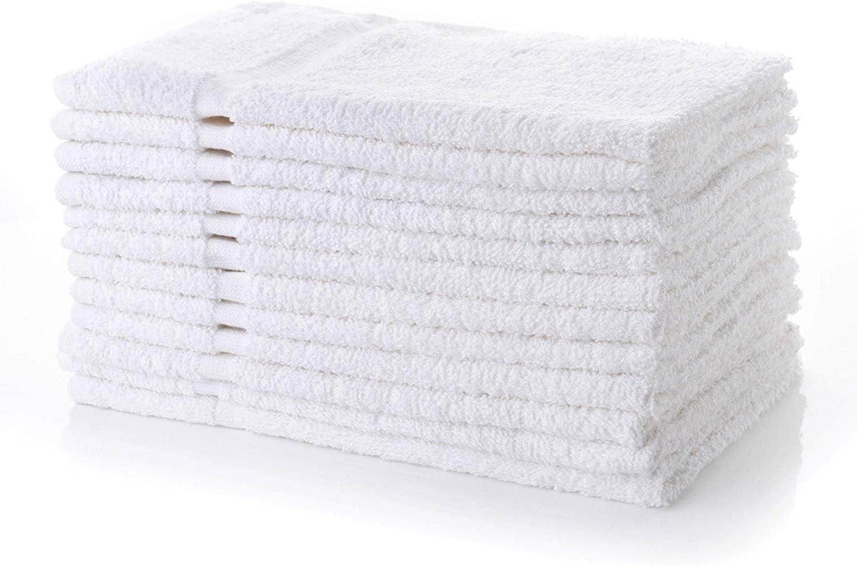 16x27 Simpli-Magic 79236 Towels White 24 Pack